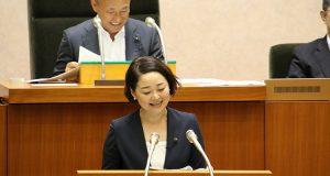 2017年9月議会安藤じゅん子一般質問
