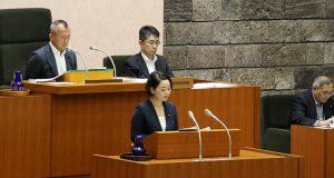 安藤淳子2017年9月議会一般質問