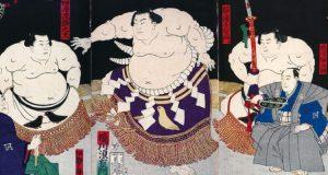 房総相撲博覧会パンフ表紙