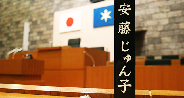 千葉県議会議員安藤じゅん子