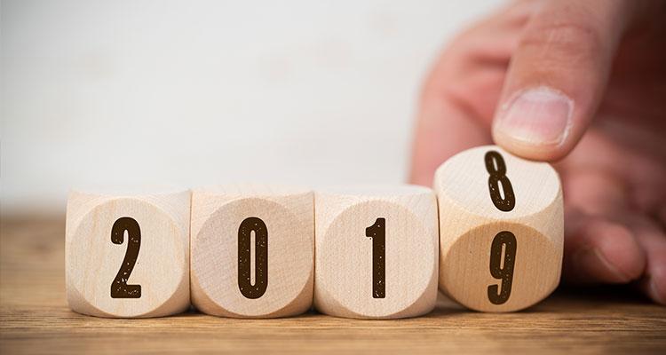 2019年のご挨拶