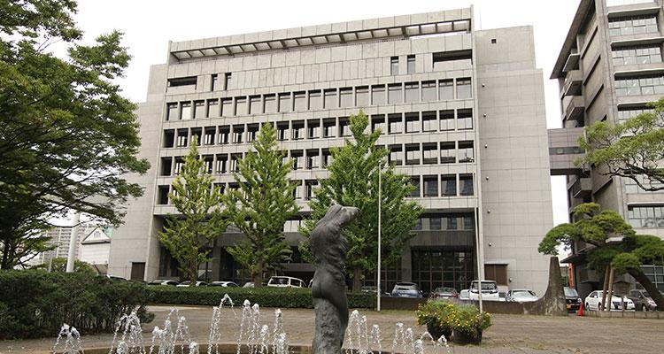 千葉県議会議会棟
