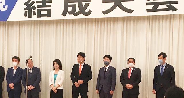 立憲民主党千葉県連結党大会